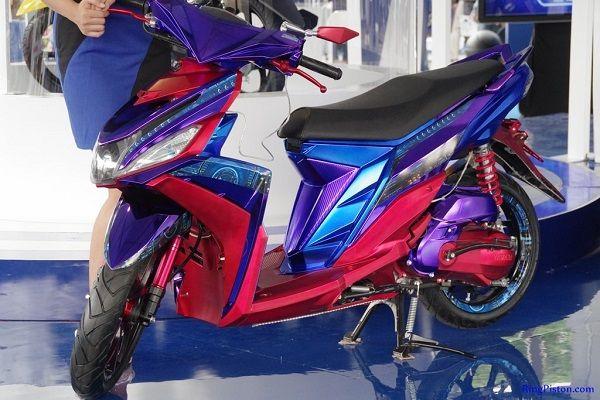 Modifikasi Motor Yamaha Mio M3 Modifikasi Motor Yamaha Mio M3 125
