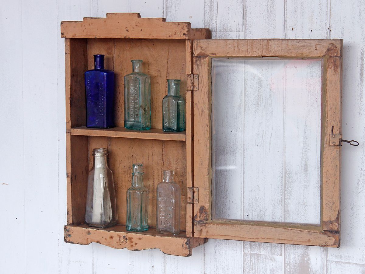 Small Wall Cabinet from Scaramanga's collection of shabby ...