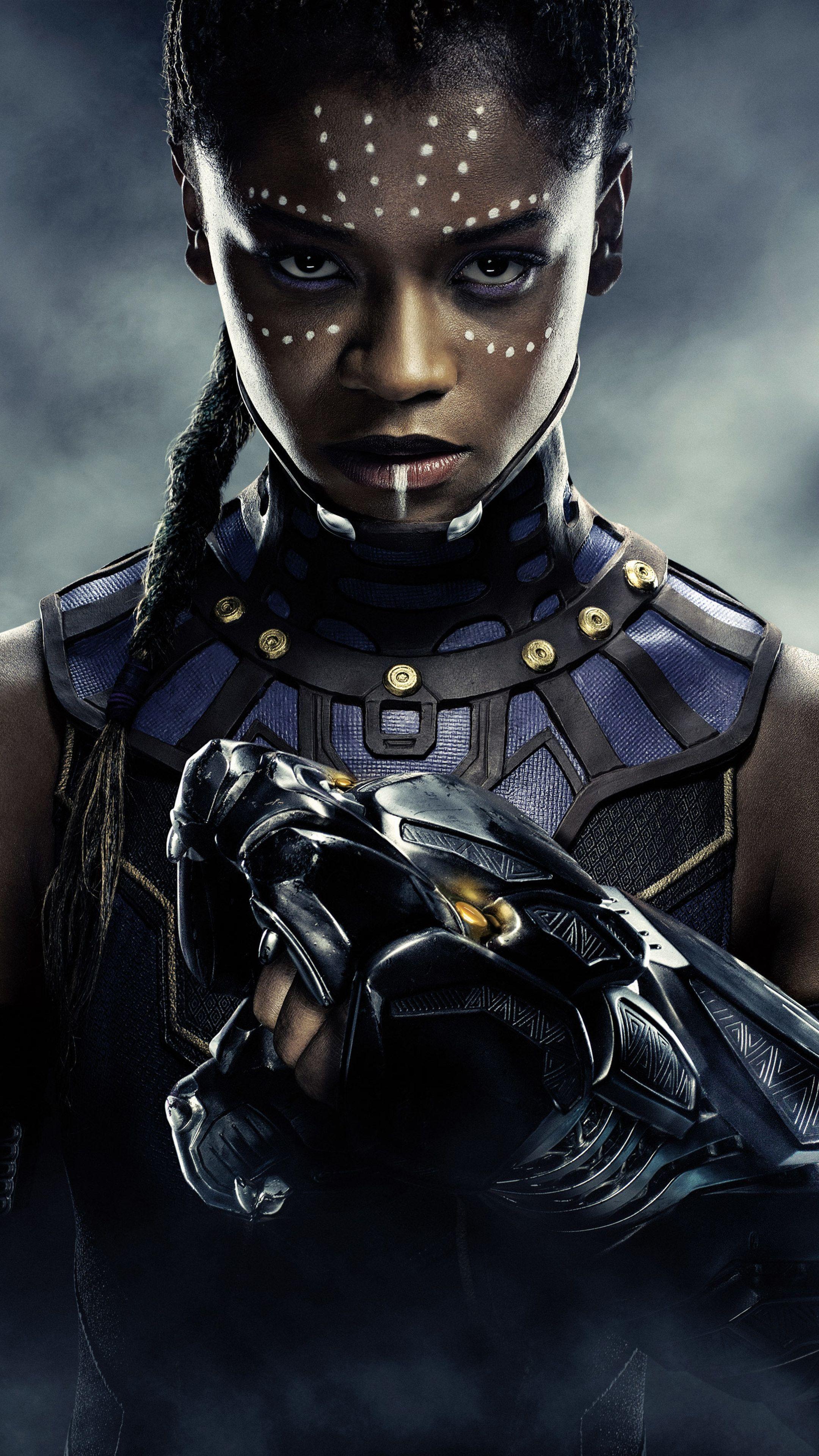Resultado de imagen de shuri black panther