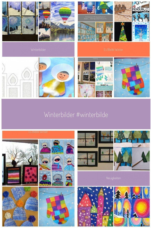 Winterbilder #Winterbilder Grundschule #Winterbilder Grundschule #Winterbildgröße ...