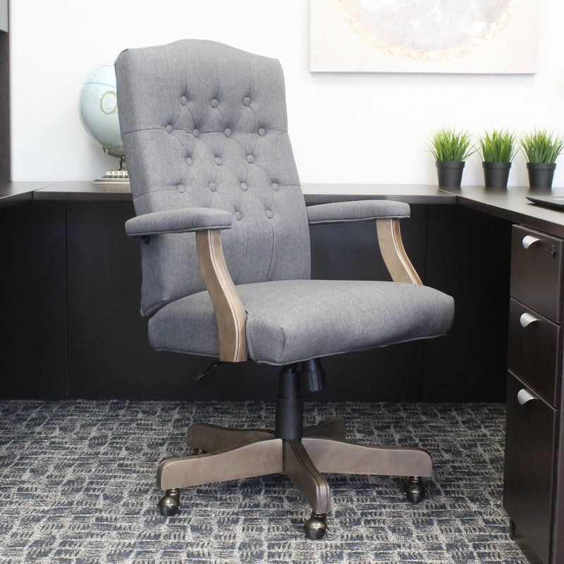 Beatrice Tufted Office Chair Executive Office Chairs Tufted Office Chair Office Chair