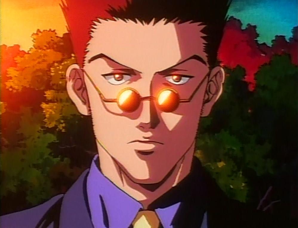 Leorio In 2020 Hunter X Hunter Aesthetic Anime 90s Anime