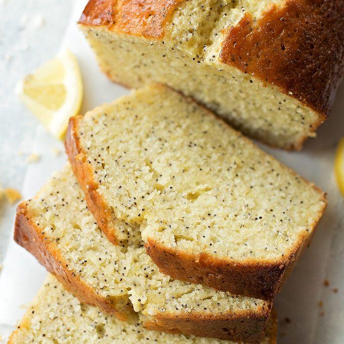Heavenly Lemon Poppy Seed Bread Recipe With Images Lemon Poppyseed Bread Lemon Poppyseed Poppy Seed Bread