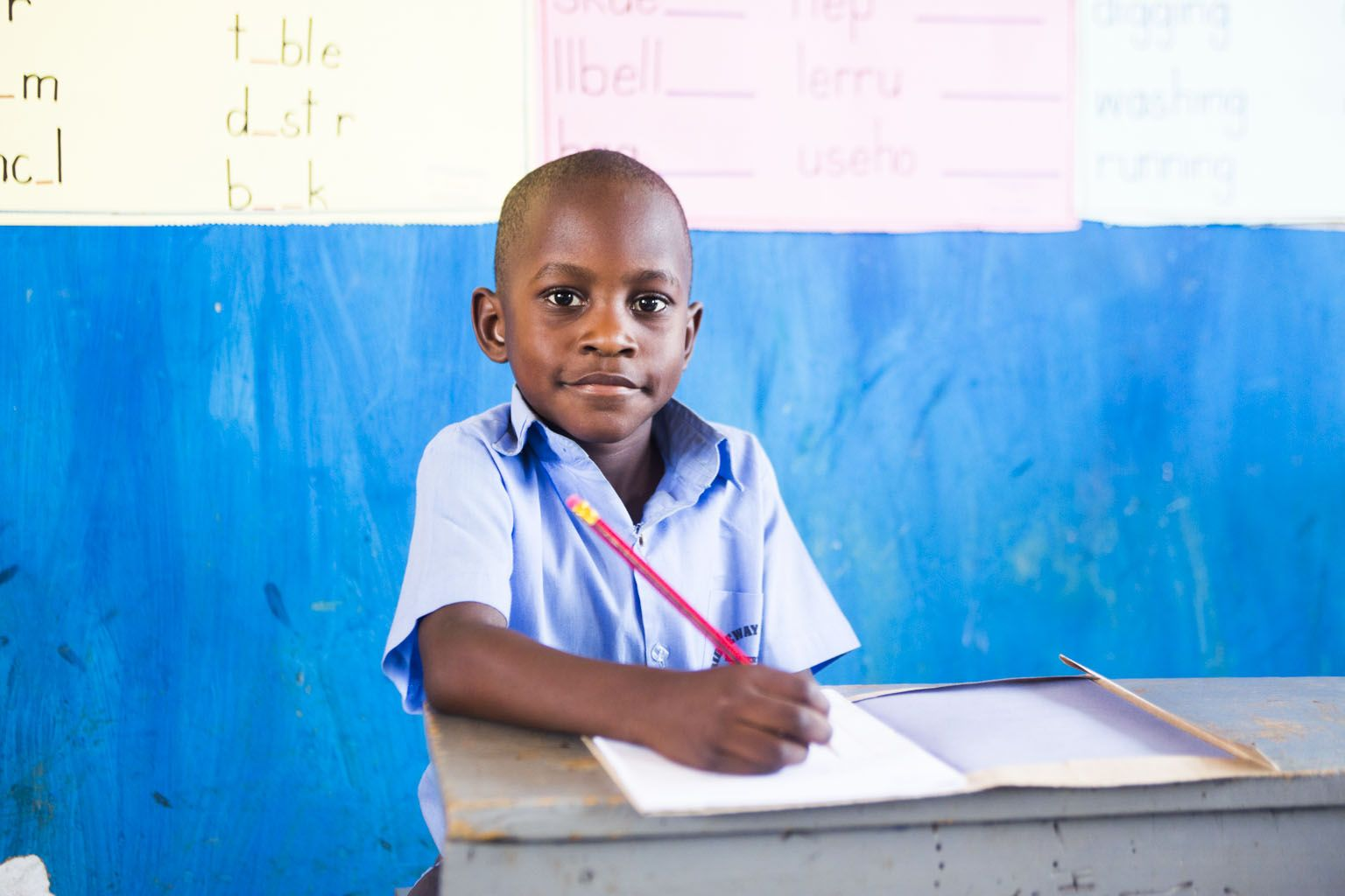 At opportunity international we believe that every child