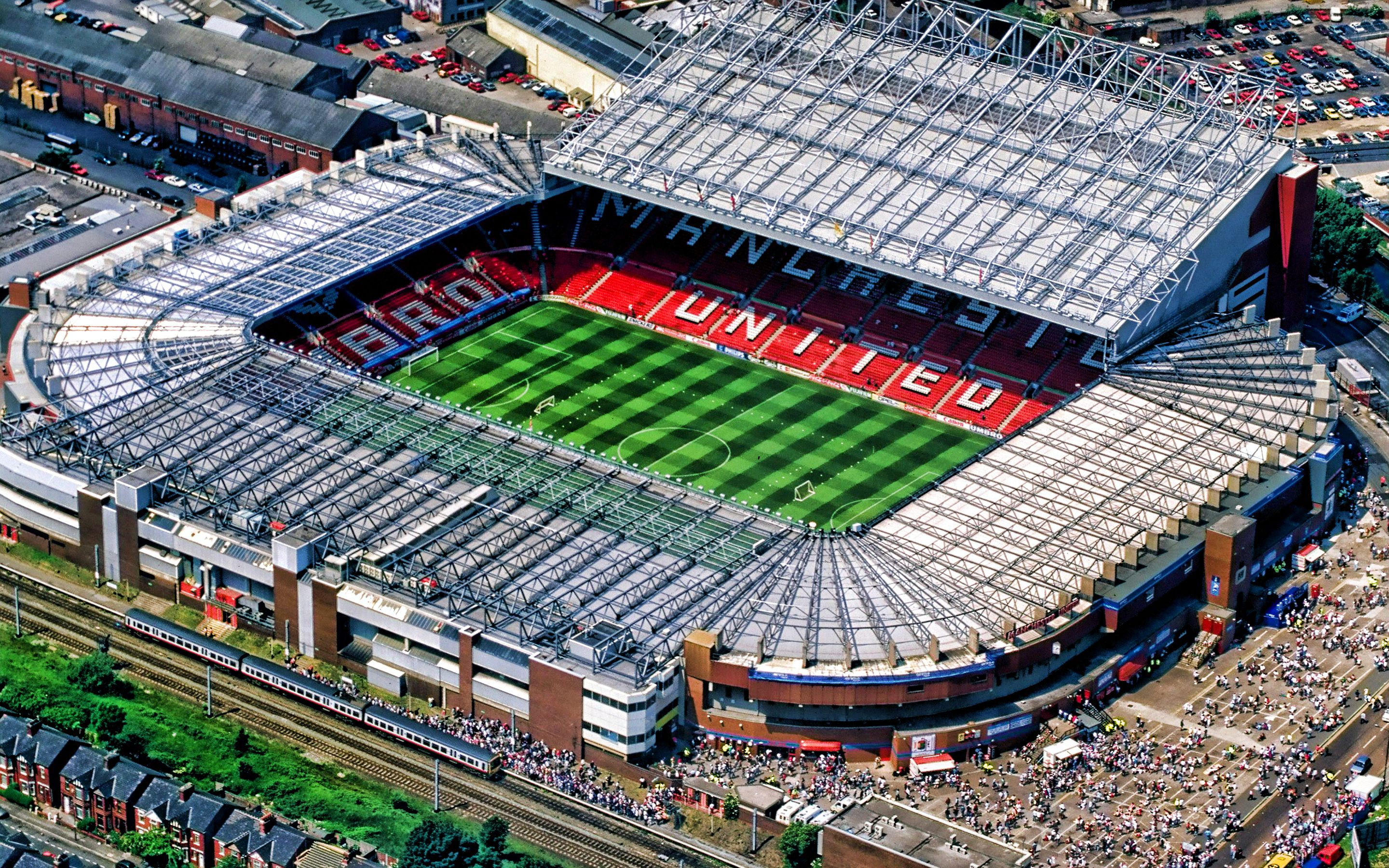 Download Manchester United Stadium