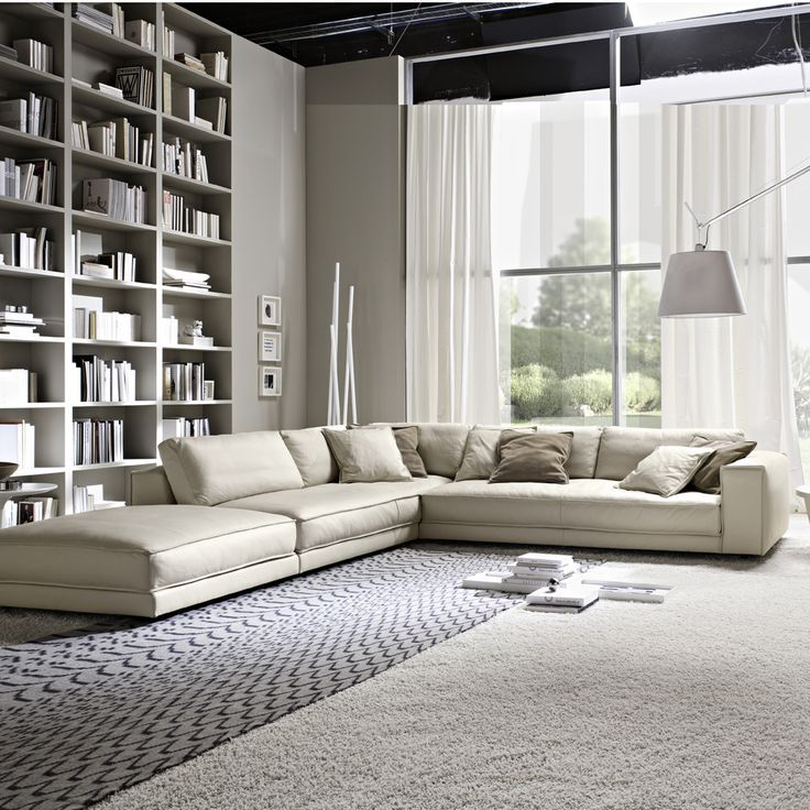 Contemporary Leather Sofas Leather Corner Sofa Sofa Design