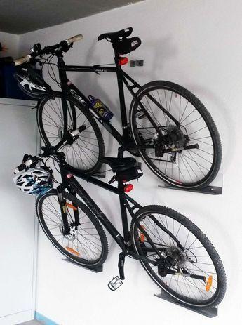 du m chtest dein fahrrad nicht immer im weg stehen haben dann bau dir eine garage. Black Bedroom Furniture Sets. Home Design Ideas