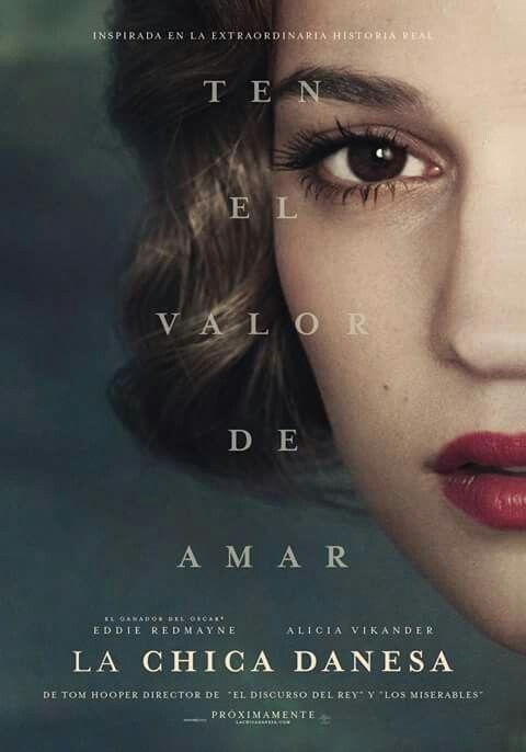 Pin De Miguel Vargas En Posters La Chica Danesa Peliculas En Estreno Historias Reales
