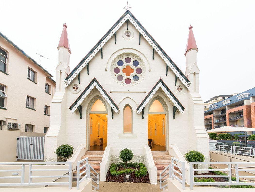 Win Your Brisbane Wedding Ceremony at High Church Unique