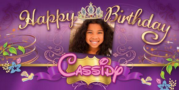 custom birthday banners personalized happy birthday banners free
