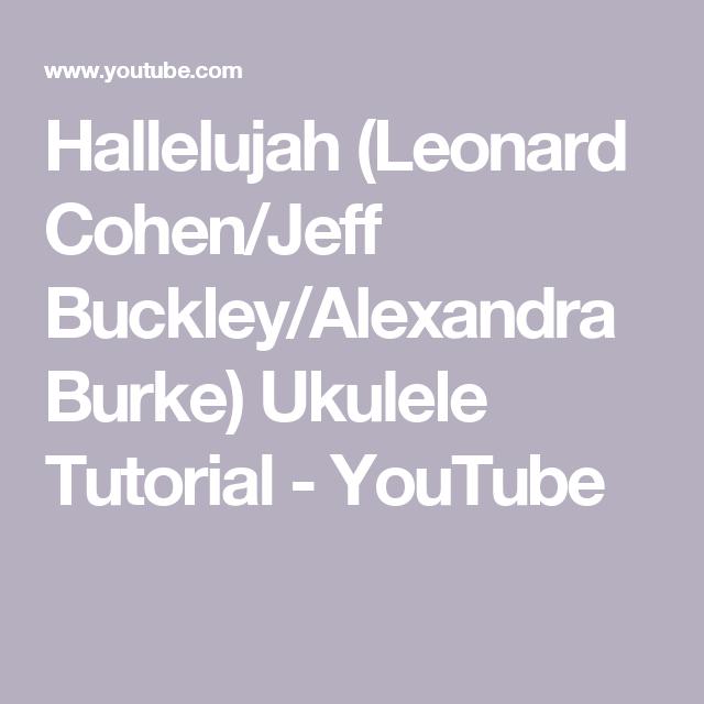 Outstanding Hallelujah Chords Leonard Cohen Frieze - Song Chords ...