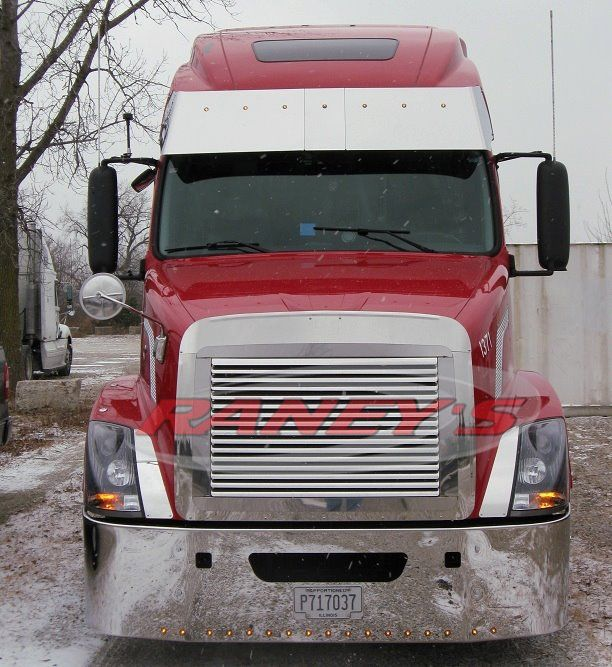 880 Volvo Trucks For Sale: #Volvo VNL After We Chromed It Out! Best Looking #Volvo