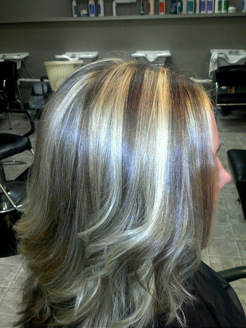 46+ Hairstyles with highlights and lowlights inspirations