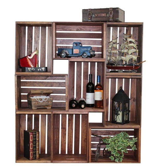 bo tes en bois peint bijoux se tenaient id e bricolage blanc chambres gar ons pinterest. Black Bedroom Furniture Sets. Home Design Ideas