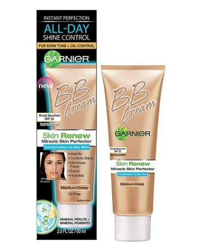 Garnier Bb Cream Skin Renew Miracle Skin Perfector All Day Shine