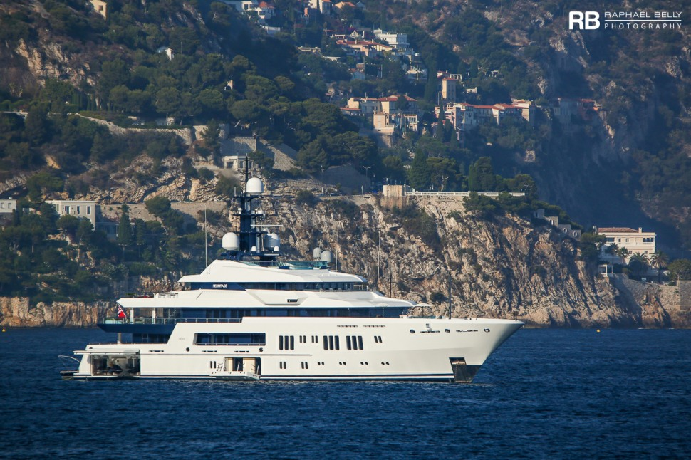 Anatoly Sedykh Net Worth 1 Billion 100mn Hermitage Yacht Yacht Super Yachts Lurssen Yachts