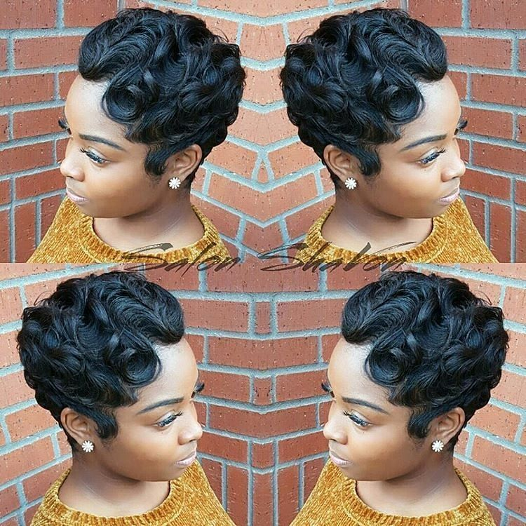 Evening Hairstyles For Mid Length Hair Braids Thin Finger Wave Styles Black Waves Hairstyle Videos