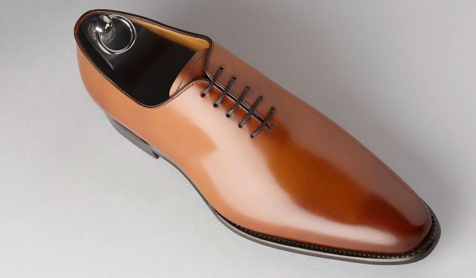 7e1652cd8a chaussure richelieu homme marron