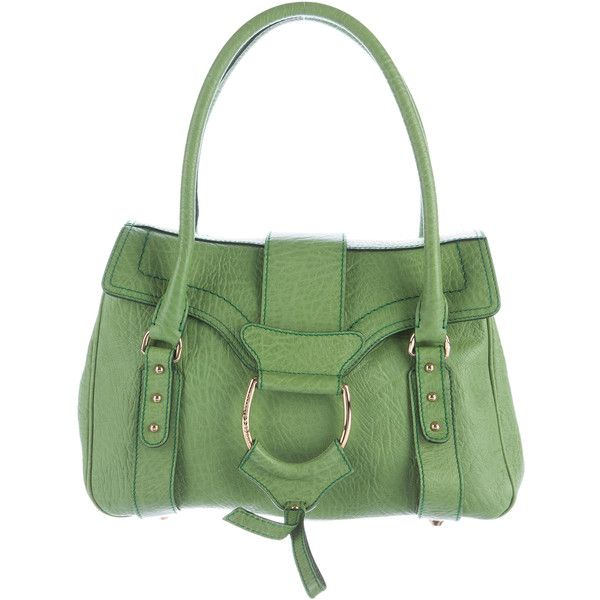 Pre-owned - Leather handbag Dolce & Gabbana 6UxFcDgz