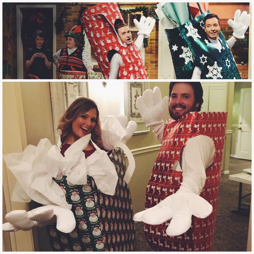 Bring it on down to Wrappinville #snl #snlcostumes #christmascostumes #christmas #tackychristmas