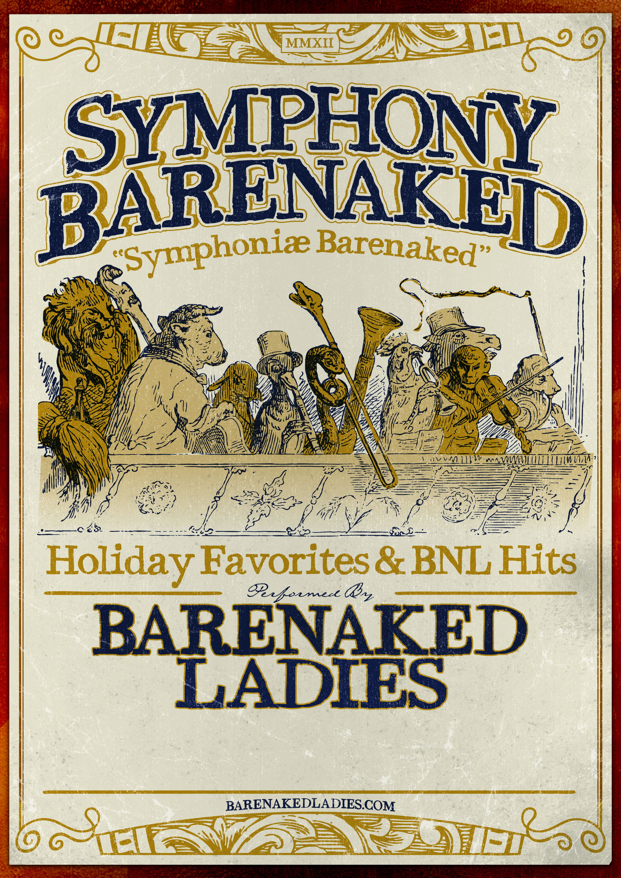 the history of everything bare naked ladies