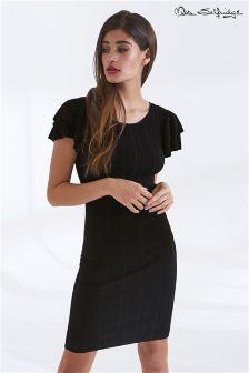 Womens Lattice Back Ruffle Dress Miss Selfridge Huge Range Of pUMJXw