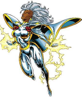 Storm In The 90 S Jim Lee Era Storm Costume Storm Cosplay Storm Xmen