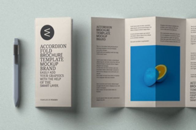accordion brochure template.html