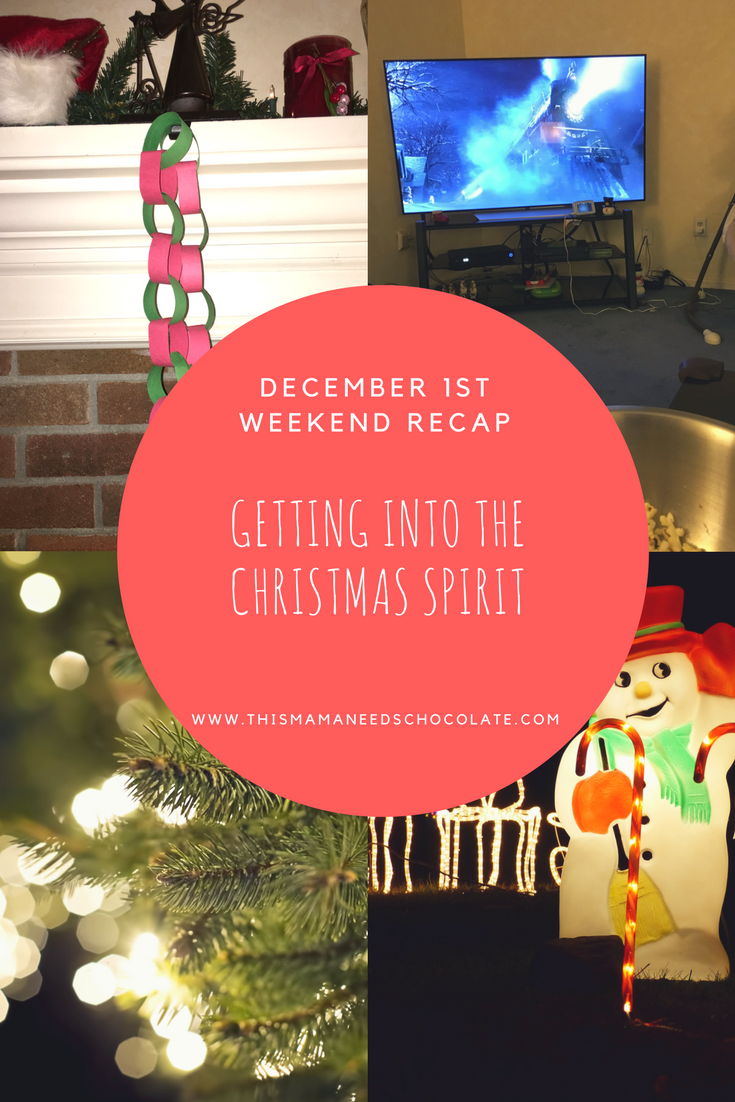 december recap getting into the christmas spirit with movies lights trees and more - How To Get Into The Christmas Spirit