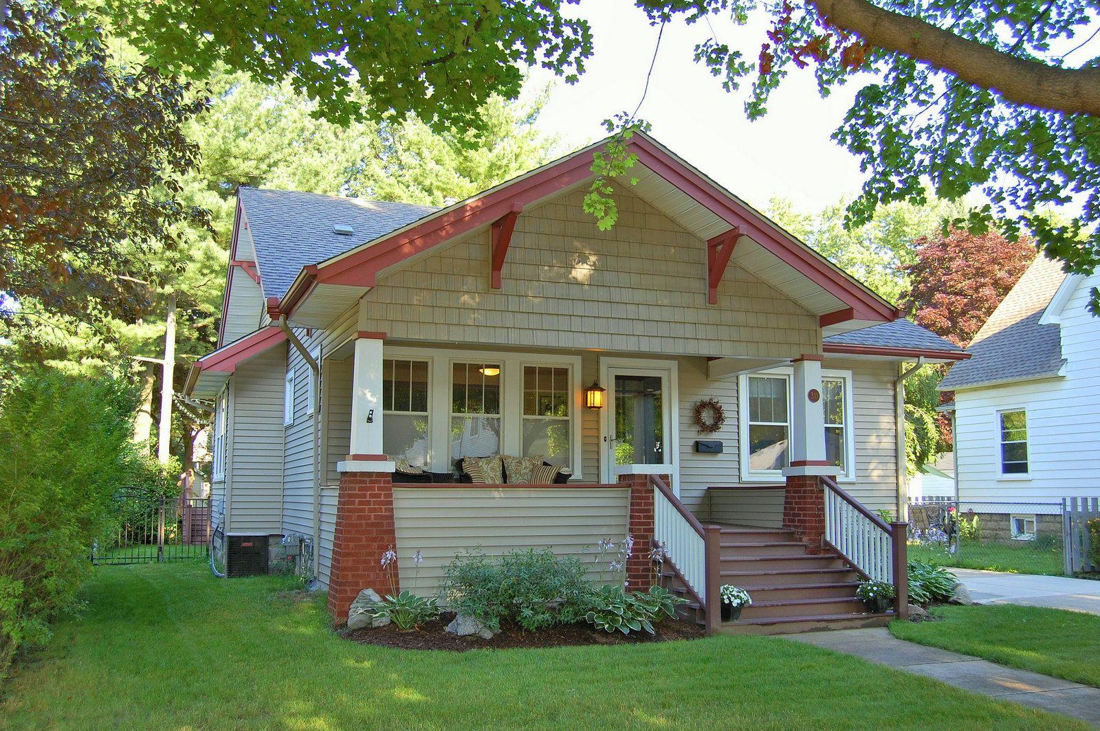 Architecture Thread Craftsman Style Bungalow Craftsman Bungalows Craftsman House