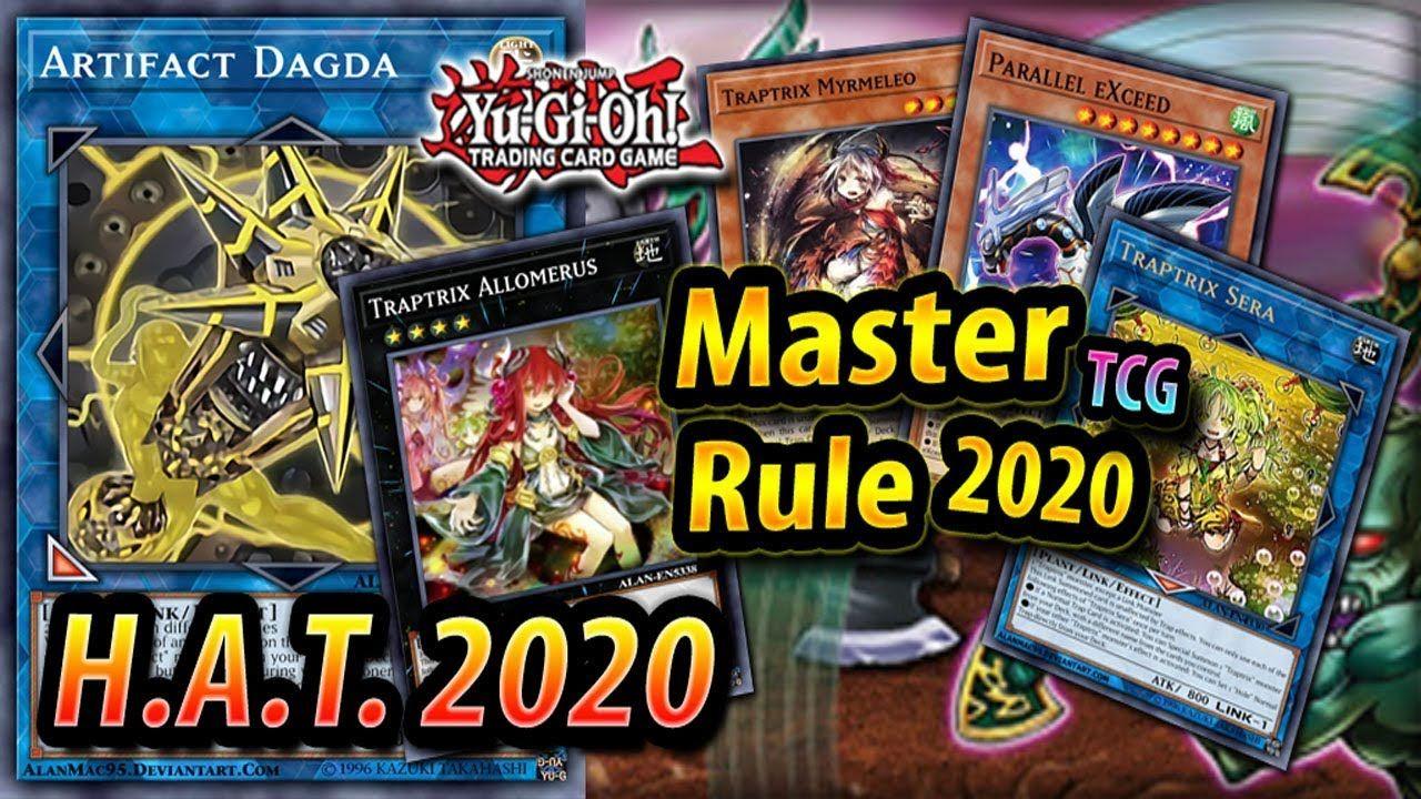 Hat 2020 tcg post duel overload master rule 2020