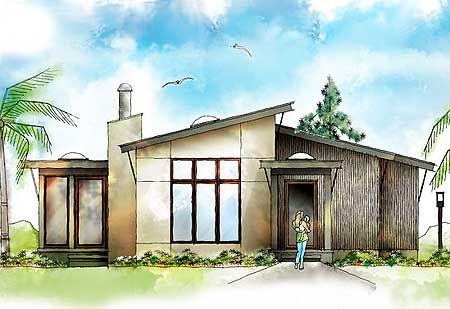 Plan 26654gg Contemporary Edge Contemporary House Plans Modern House Plans Cottage House Plans