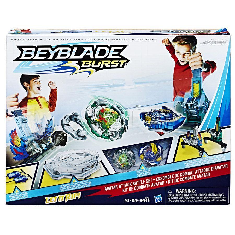 Beyblade Burst Avatar Attack Battle Set Toys R Us Babies R Us