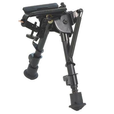 Hunting 6-9 Inch Tactical Style Airsoft Bipod Swivel Model w// Pod Lock Mount UK
