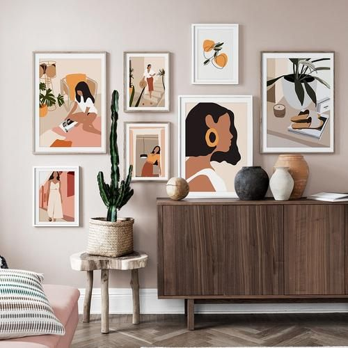 Shop Online Wall Art Canvas Home Decor Stores In Australia Chicliving In 2020 Graphic Wall Art Minimalist Wall Art Living Room Pictures