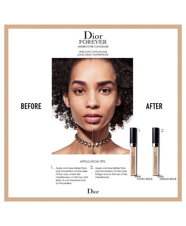 Dior Diorskin Forever Undercover Concealer & Reviews