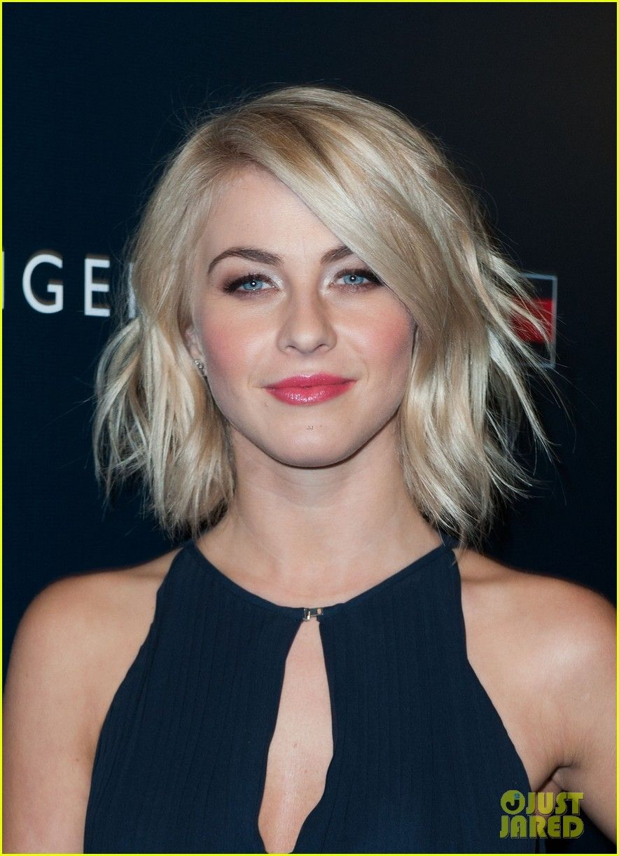 Newest Hairstyles Julianne Hough Store Opening Events  Julianne Hough Store Opening