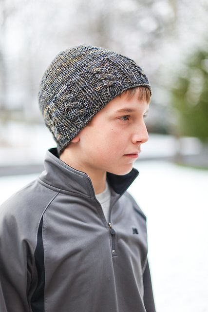 Ravelry Fisher Cable Hat Pattern By Lindsey Felice