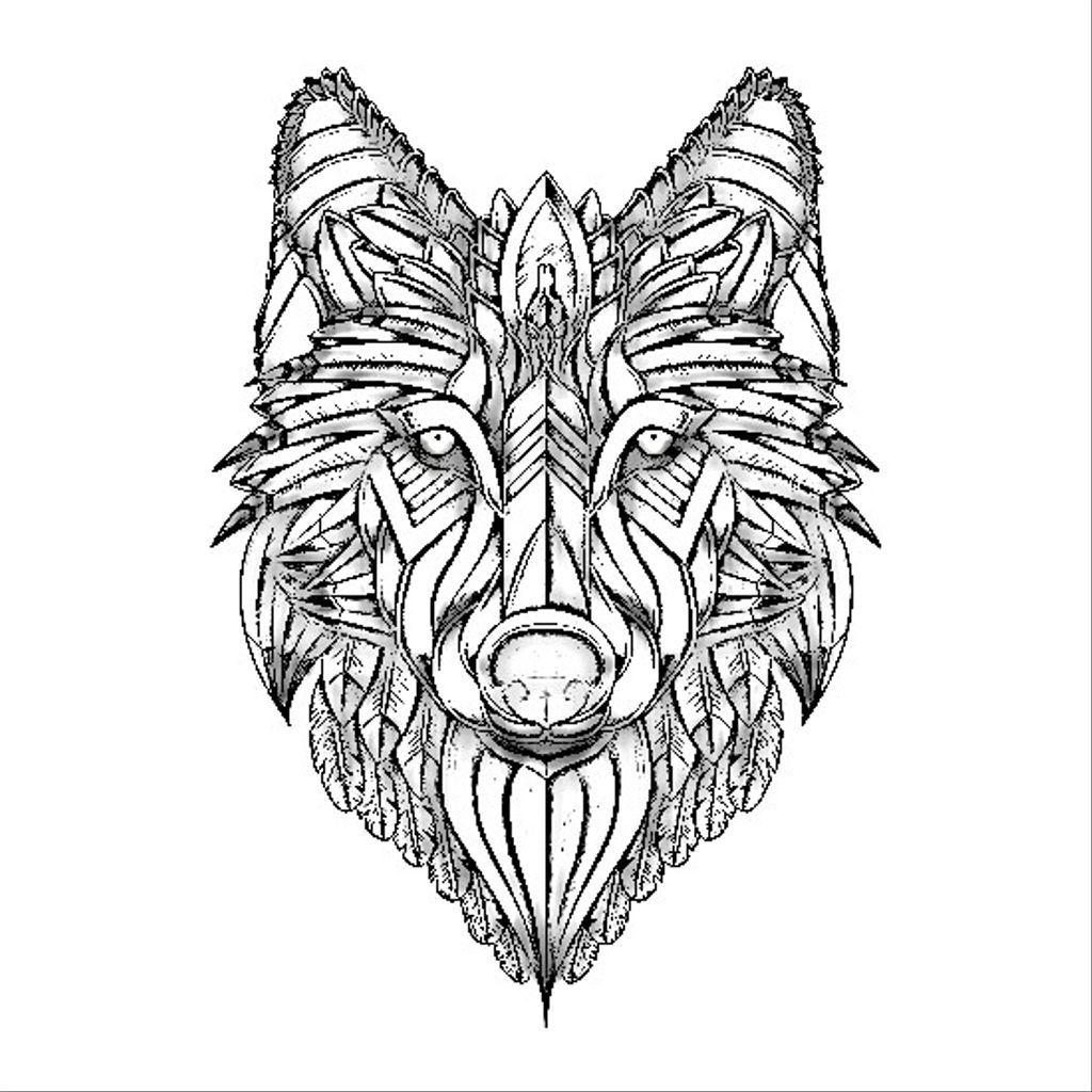 Tattoo Tatuajedelobo Tatoowolf Tattoowolf Tatuajegeomet Wolf Tattoos Tattoos Tattoo Images