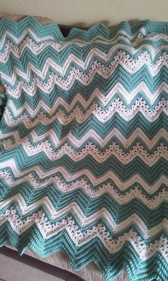 Victorian Lace Afghan Color Inspiration Pattern On Allfreecrochet