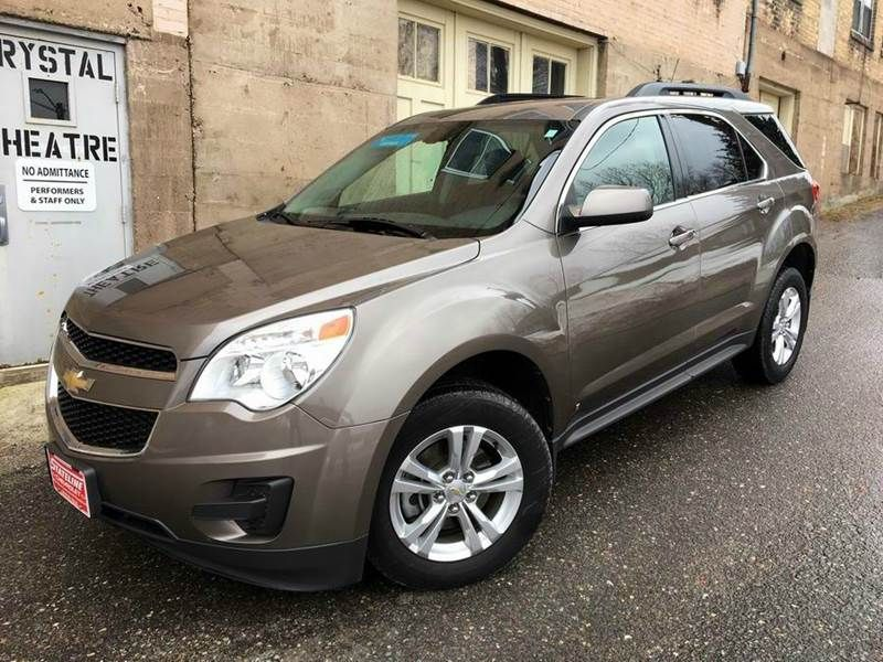 This 2010 Chevrolet Equinox Lt Is Listed On Carsforsale Com For