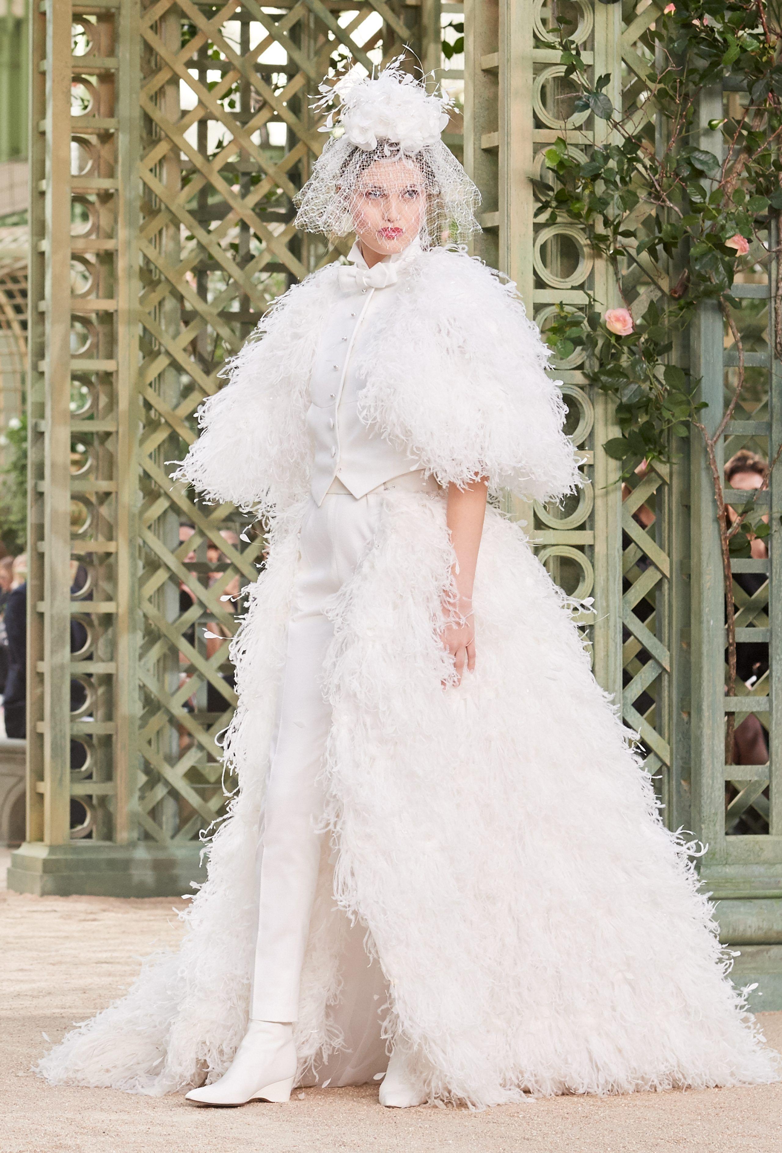 Chanel haute couture printempsété chanelhautecouture