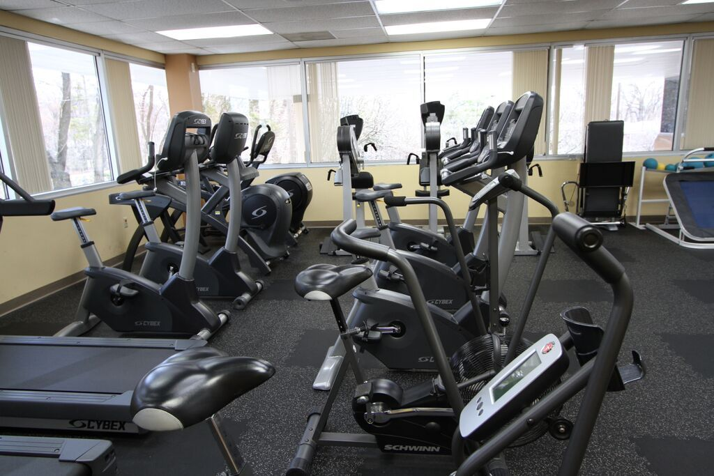 Physical Therapy Locations in NY NJ & PA | Cardio machines ...