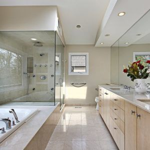 Attrayant Bathroom Recessed Can Lights