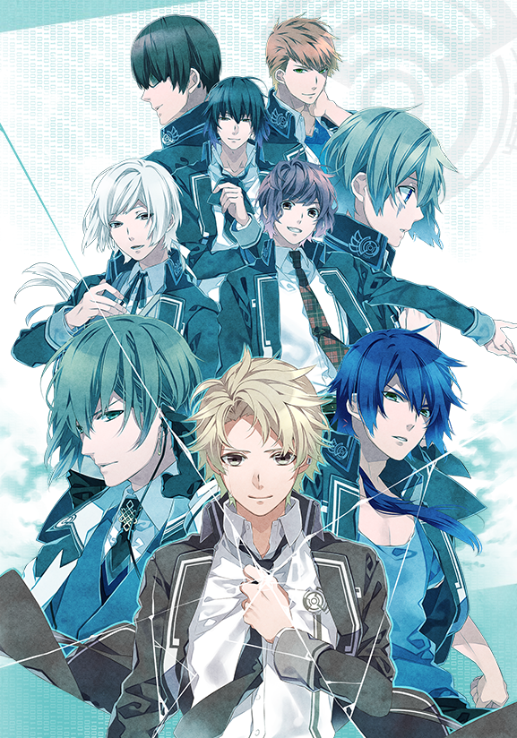 Norn9 Its Sooo Goog Anime music, Manga anime, Anime
