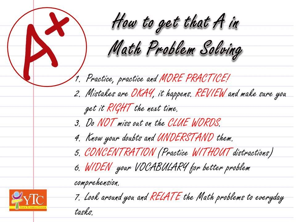 Tips On How To Get High Scores In Math Problem Solving These Tips   Food  Handlers  Food Handlers Test Answers