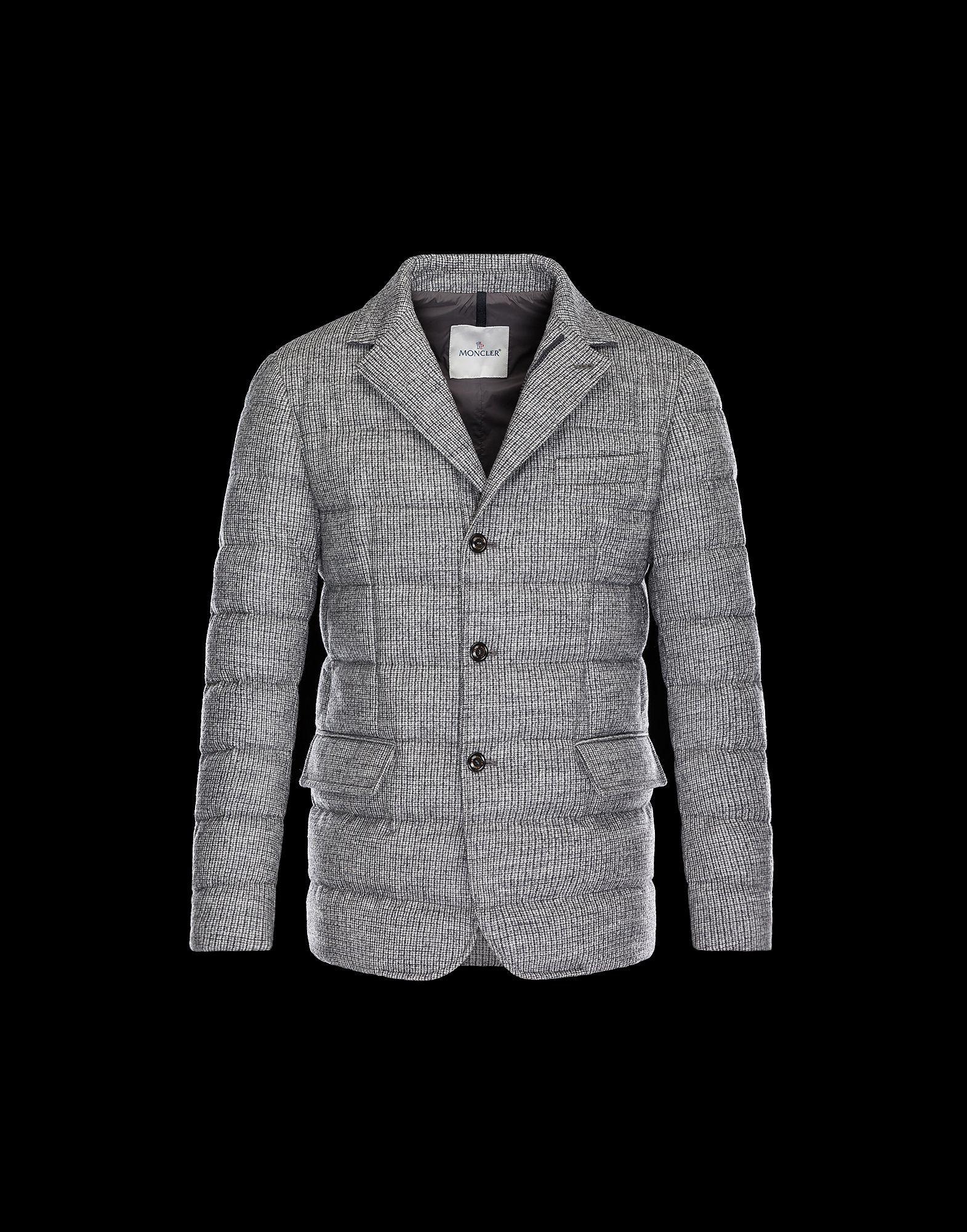 OVERCOAT | Flannel Rhapsody | Moncler, Winter jackets ...