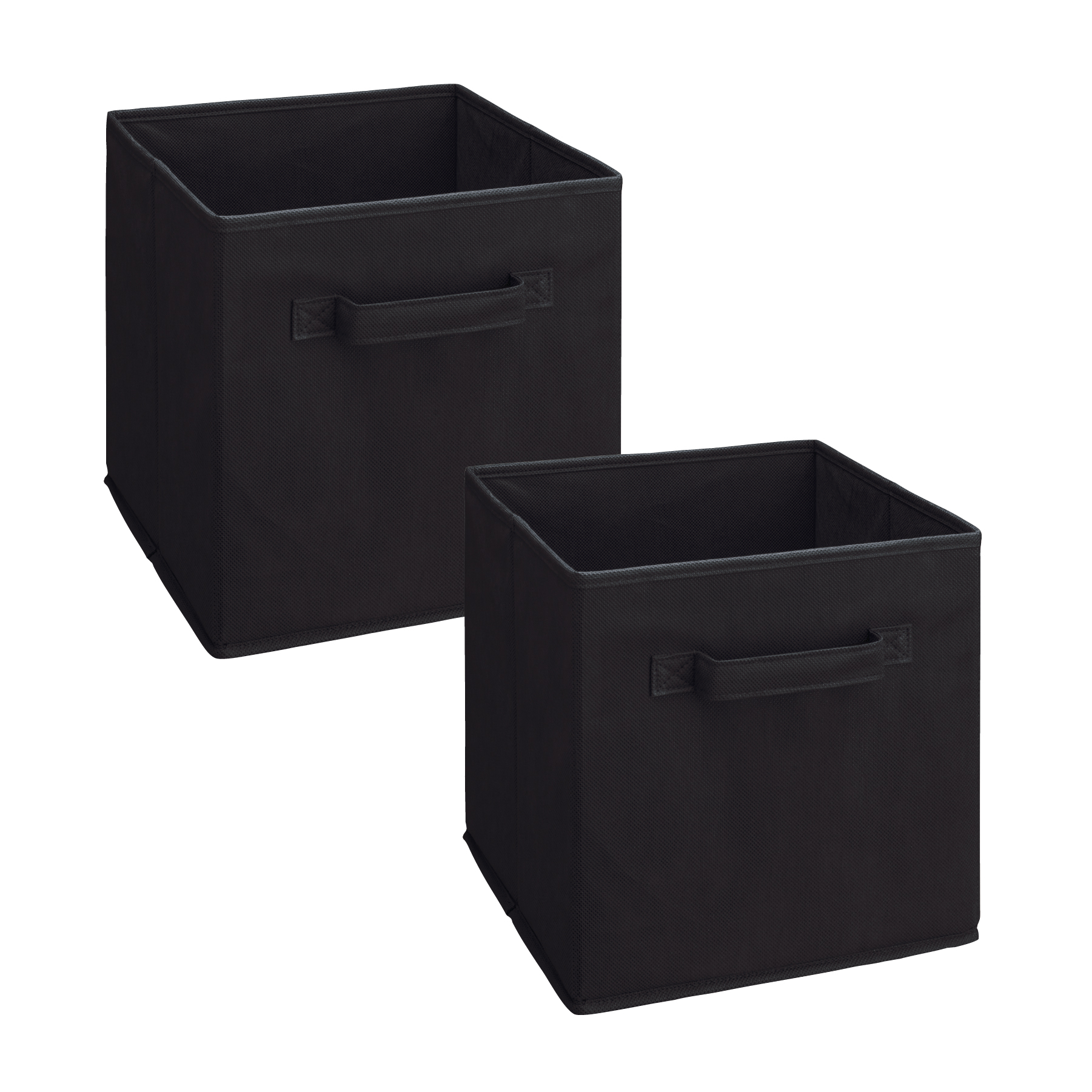 Closetmaid Fabric Drawer 2 Pack Fabric Drawers Cube Storage Drawers