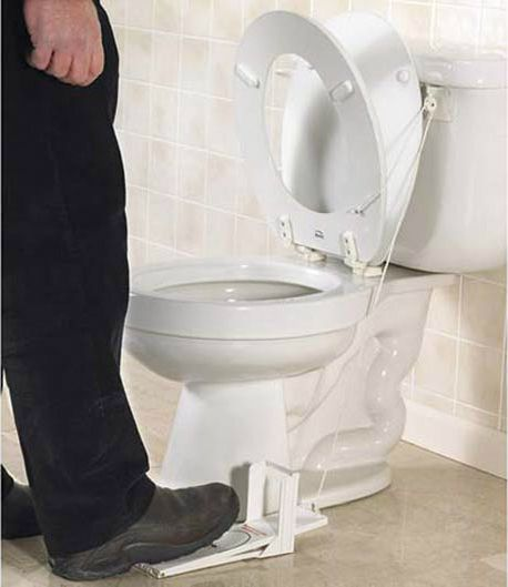 Toilet Seat Lifter Bathroom Gadgets Toilet Seat