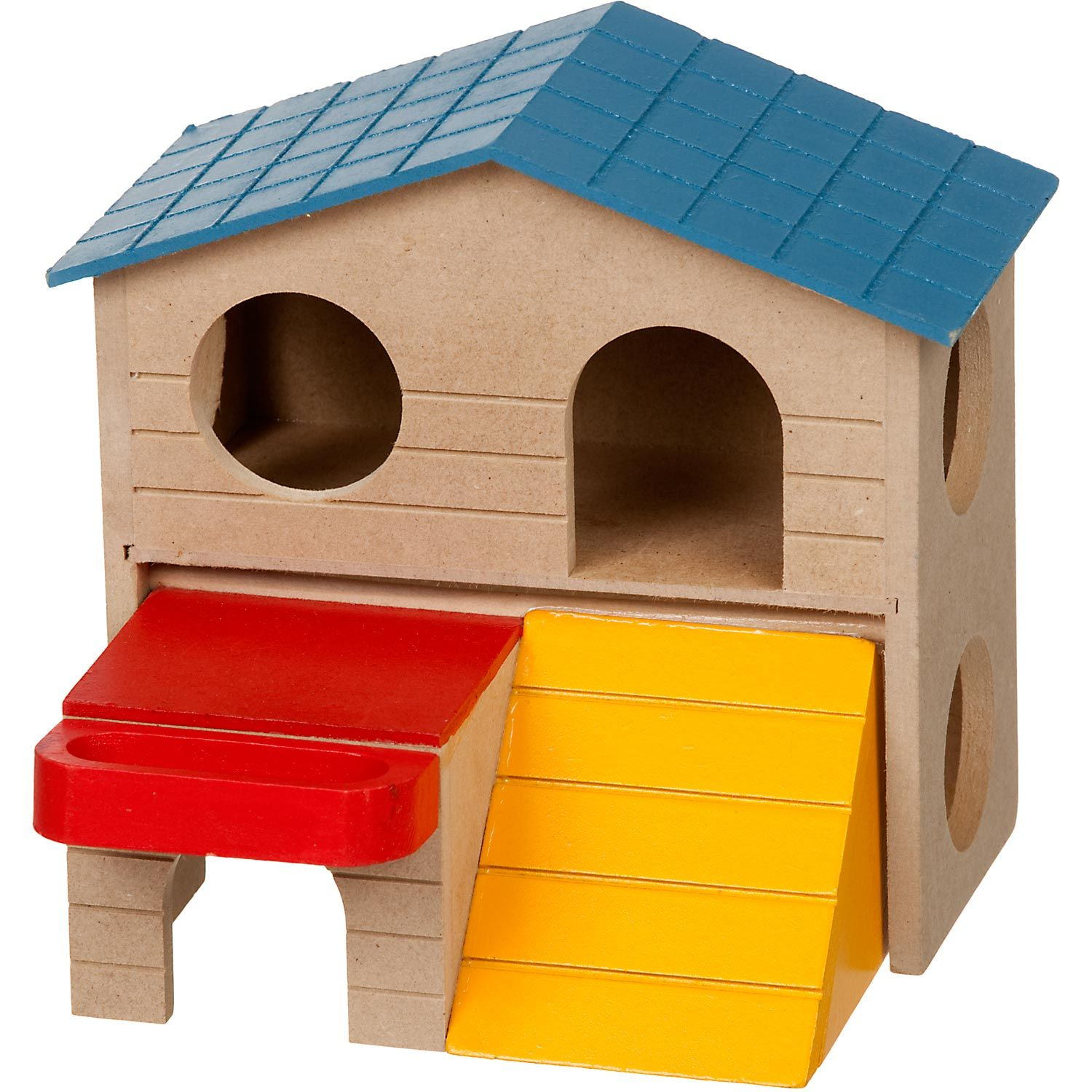 Petco 2 Story Hamster House Hamster House Hamster Toys Small Pets